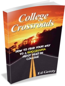 College Crossroads by Ed Gerety